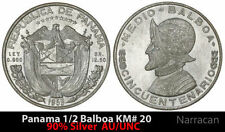 Silver Central American Coins