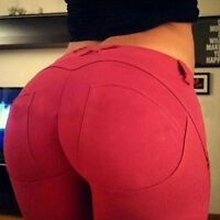 Sexy Women Skinny Jeggings Stretchy Pants Leggings Pencil Tight Trousers Bottom