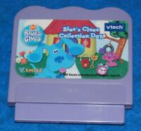 Blue's Clues Collection Day Vtech V.Smile Cartridge, Cleaned & Tested
