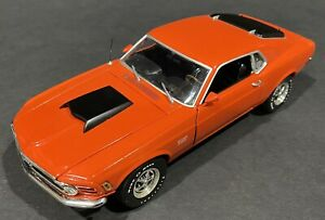 First Gear 1970 Ford Boss 429 Mustang CarQuest 1/25 Diecast