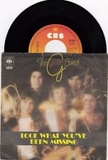 "THE GLITTER BAND LOOK WHAT YOU'VE BEEN MISSING 1977 RECORD YUGOSLAVIA 7"" PS"