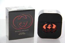 Gucci Guilty Black by Gucci women's Eau De Toilette Spray 1.7oz 50ml sealed pack