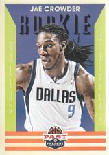 2012-13 Panini Past and Present Mavericks Basketball Card #235 Jae Crowder