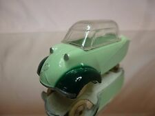 QUIRALU MESSERSCHMITT KR200 AUTO SCOOTER MOTOCAR - GREEN 1:36? - GOOD CONDITION
