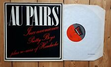 "Au Pairs Inconvenience 12"" Post Punk"