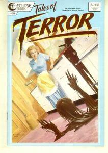 TALES of TERROR #9 (Eclipse Comics, 1986) NM!