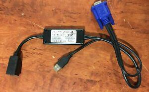 Dell 0UF366 USB KVM System Interface POD