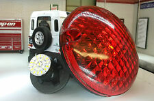 24 V OEM Genuine Wipac LED FOG LIGHT LAND ROVER DEFENDER TD5 TDCi WOLF