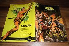 Turok # 3 -- hijo de la piedras // BSV Gold-key 1. edición 1966
