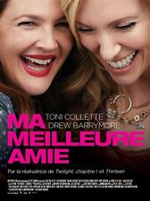 Affiche 40x60cm MA MEILLEURE AMIE /MISS YOU ALREADY 2016 Drew Barrymore EC