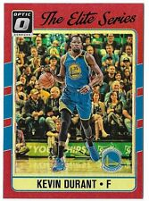 KEVIN DURANT 2016 PANINI OPTIC THE ELITE SERIES PRIZM CARD #4/99!
