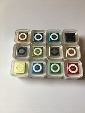 NEW IN BOX Apple iPod shuffle 4th Generation 2GB (latest model) Assorted colors