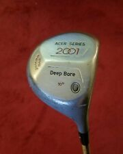 Acer Series 2001 Jumbo One Driver 10° Deep Bore used golf club