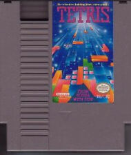 TETRIS PUZZLE ORIGINAL SYSTEM CLASSIC NINTENDO GAME ORIGINAL NES HQ