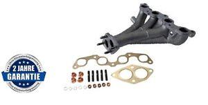 Krümmer Abgaskrümmer inkl. Einbausatz  für VW Golf III 1.6 , Vento 1.6