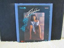 CED VideoDisc Flashdance (1983) Paramount Home Video & Polygram Pictures Product
