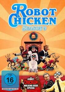 Robot Chicken: Season 9 / DVD / NEU