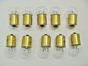 Plymouth Box 10 Incandescent #67 12V Interior Courtesy Trunk Light Bulb Lamp