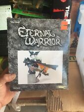 toy vault eternal warrior New in box