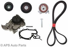Opel Vauxhall Astra Corsa Zafira Timing Belt Tensioner Pulley Water Pump Kit