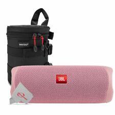JBL FLIP 5 Altavoz Bluetooth Portátil Impermeable Con Estuche Rosa