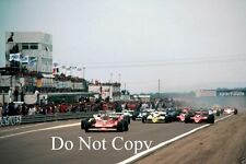 Gilles Villeneuve Ferrari 312 T4 French Grand Prix 1979 Photograph 2