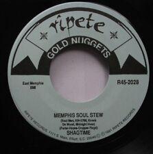 Soul 45 Gary Bass & Ebs Allstar Blues Band - Memphis Soul Stew, Shagtime / Sooth