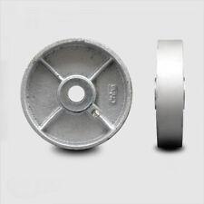Scc 5 Semi Steel Cast Iron Wheel Withroller Bearing 12 Bore 600 Lbs Capacity