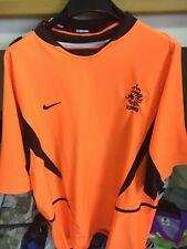 Maglia Jersey OLANDA SQUADRA NAZIONALE Home 2002-04 L Nike