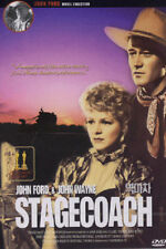 Stagecoach (1939) John Wayne, Claire Trevor DVD *NEW