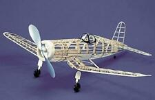 HERR F4U F4U-1 Corsair Balsa Wood Model RC Remote Control Airplane Kit HRR113