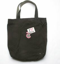 Converse I Love Chuck Tote Bag (Black)
