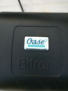 Oase Bitron 36C Uv Unit Used CLEAR WATER