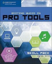 Editing Audio in Pro Tools: Skill Pack