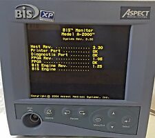 Aspect Medical BIS XP Model A2000 Bispectral Index Patient Monitor