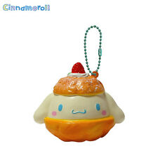 Authentic Sanrio Licensed Cinnamoroll Sweets Cream Puff Squishy Plain