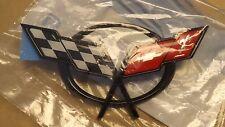 Corvette   97-04  NOS 10258164 Emblem - Original GM equipment