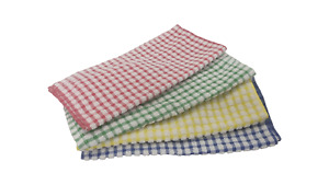 Multi Pack 100% Cotton Small Thick Absorbent Terry Tea Towels Kitchen Towel