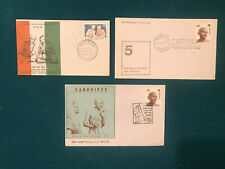 India lot of 3  First Day Covers 1973 1976 & 1977 Gandhi and Nehru