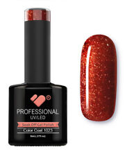 1023 VB Line Untitled Red Bronze Metallic - gel nail polish - super gel polish