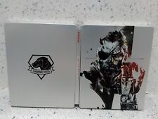 """Metal Gear Solid: The Phantom Pain (PS4) """"Steelbook Only"""""""