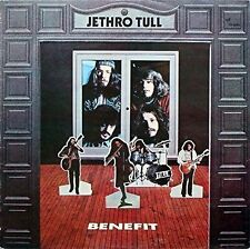 JETHRO TULL - BENEFIT CD ALBUM (Steven Wilson Remix)