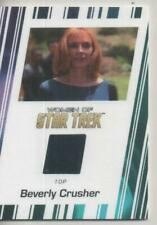 """Star Trek Women of 50th Anni Costume Trading Card No.RC1 """"Dr. Crusher"""""""