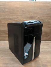 Packard Bell Imedia D3524UK Black Small Mini Compact desktop Used