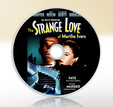 The Strange Love Of Martha Ivers (1946) DVD Drama Film Noir Barbara Stanwyck