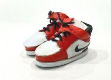 PB-AJ1: 1/12 handmade Red/White sneakers for TBLeague TM01A TM02A body