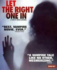 LET THE RIGHT ONE IN NEW BLU-RAY