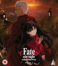 Fate/stay night Unlimited Blade Works - UBW - Standard Edition [Blu-ray]
