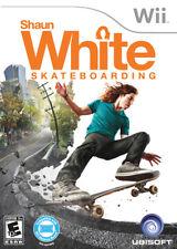 Shaun White Skateboarding WII New Nintendo Wii