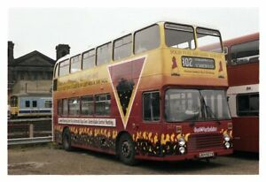 East Yorkshire MS ECW Beistol VR JKH 507V Scarborough 35mm Colour Bus Negative